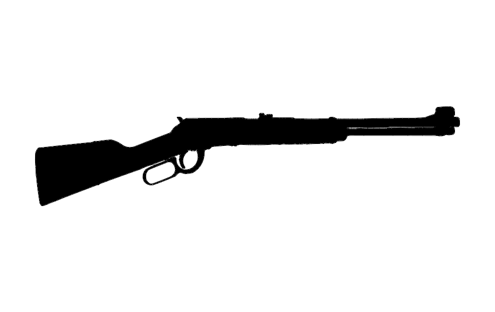 Lever Action Rifle Dxf File Free Download 3axis Co