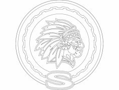 Alessi Jeep Sport dxf File