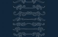 Detail Art dxf file