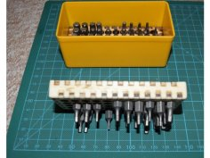 Release Bit Halter Box For allit-45 2 dxf File