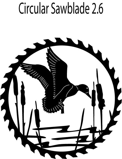Circular Sawblades dxf File Free Download - 3axis.co
