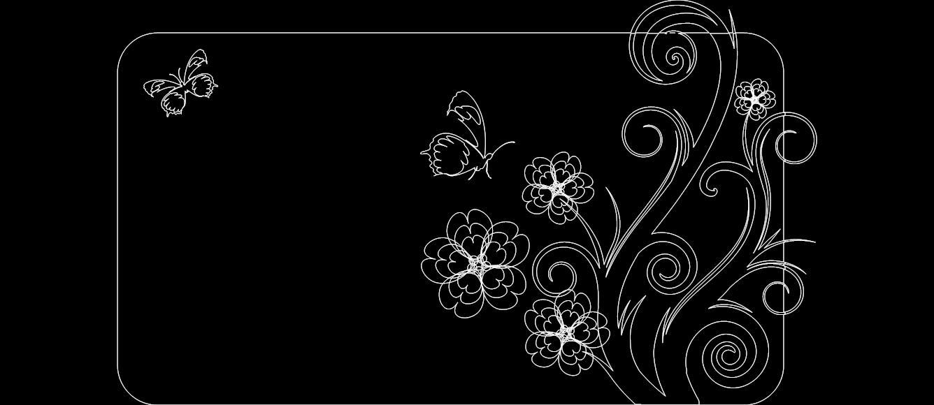 Design 0073 dxf File
