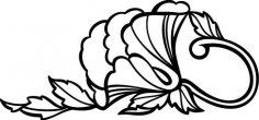 Flower 08 EPS File