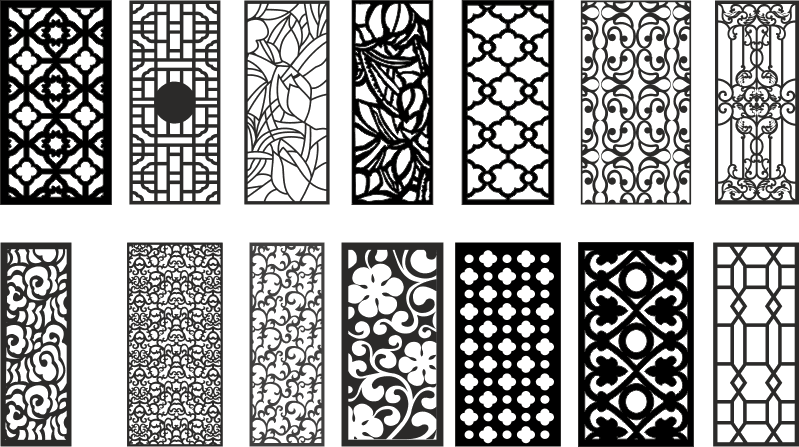 Laser Cut Metal Signs >> CNC router plasma file Collection Free Vector cdr Download ...