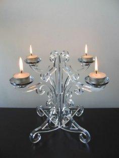 Candle Holder CDR File
