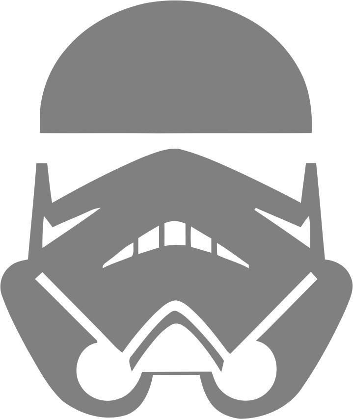 Stormtrooper Star Wars Sticker CDR File