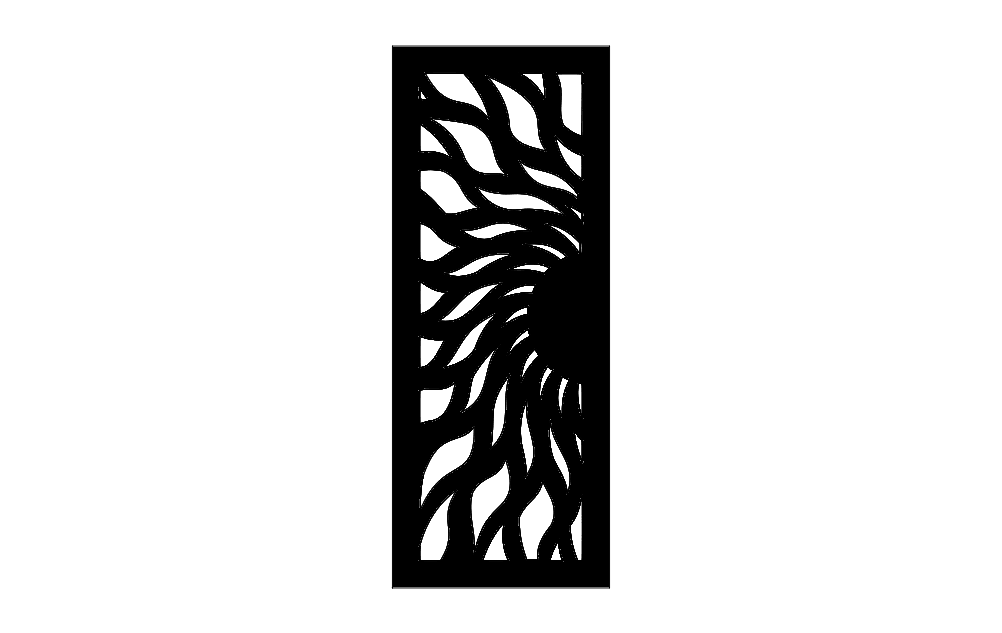 Door Design Dxf File Free Download 3axis Co