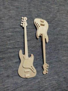 Bass Guitar CDR File