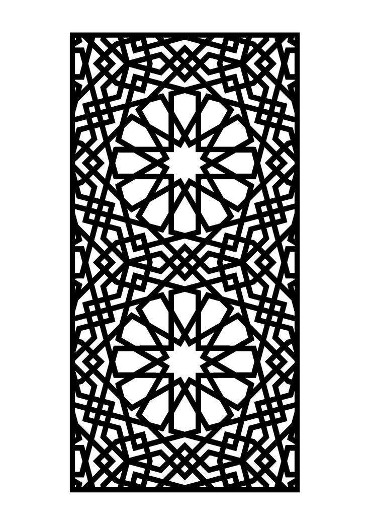 cnc cutting door design  | 522 x 697