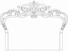 Kravat Bawi 1 dxf File