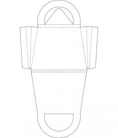 Embalagem (45) dxf File