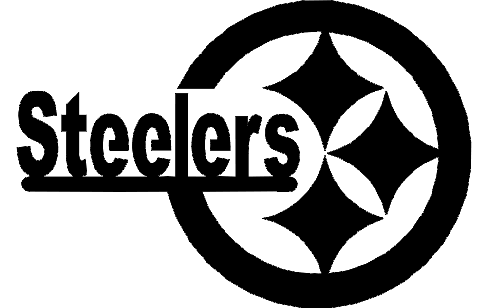 Steelers 2 Dxf File Free Download 3axis Co