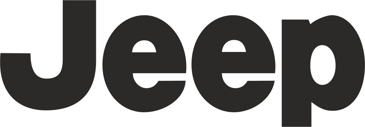 Jeep Logo Vector CDR File