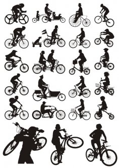 Bicycles CDR File