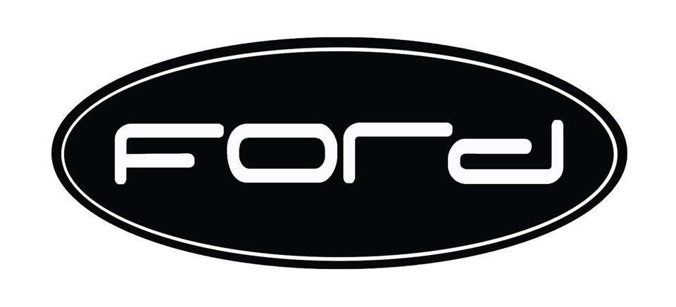 Ford Logo Vector CDR File