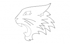 Wildcat dxf File