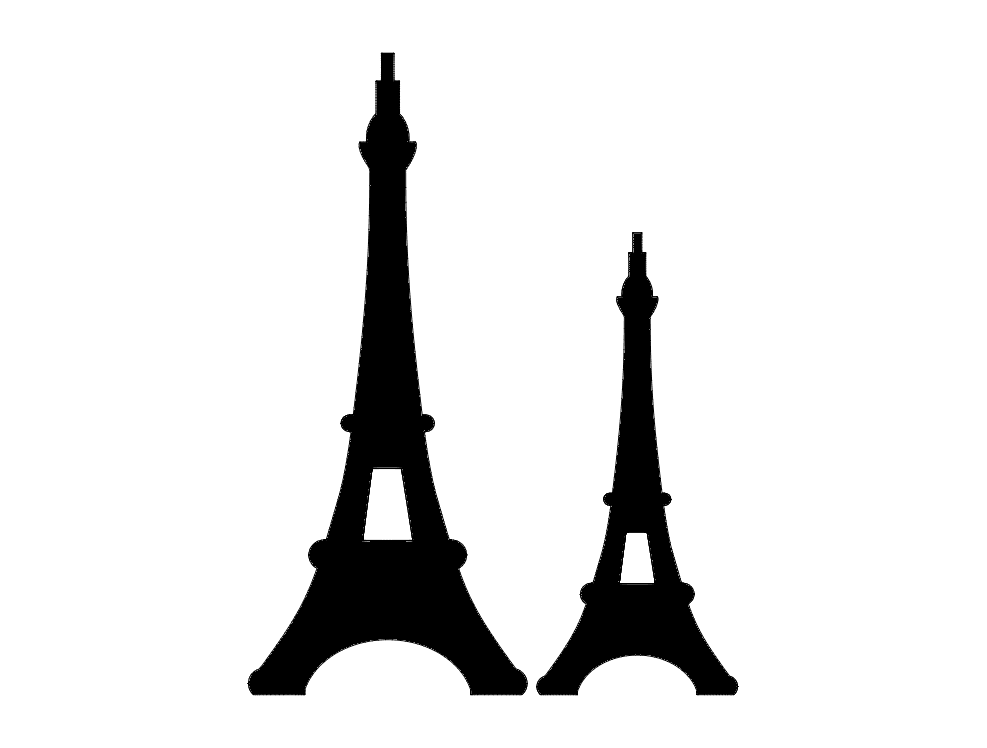 Eiffel Tower Dxf File Free Download 3axis Co