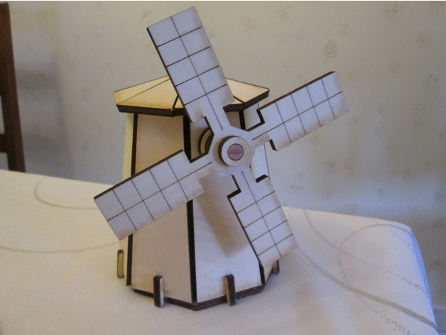 Windmill Dxf File Free Download 3axis Co