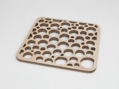 bubble-trivet dxf File