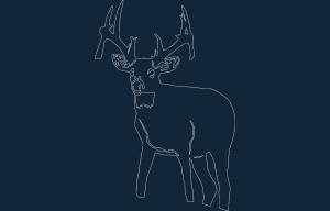 Animals 2.22.dxf file