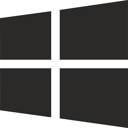 Windows Logo Free Vector cdr Download - 3axis.co