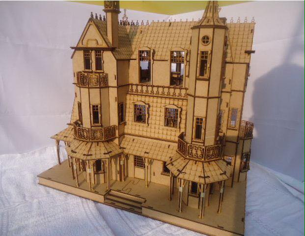 Castle Laser Cut Free Vector Cdr Download 3axis Co