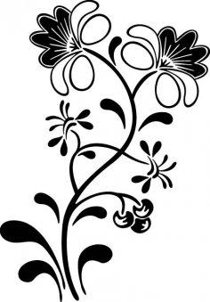 Flowers 08 EPS File
