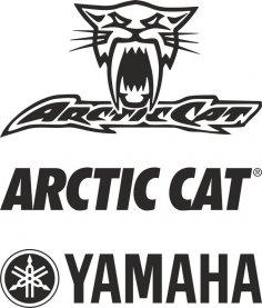 Arctic Cat Logo vector CDR File