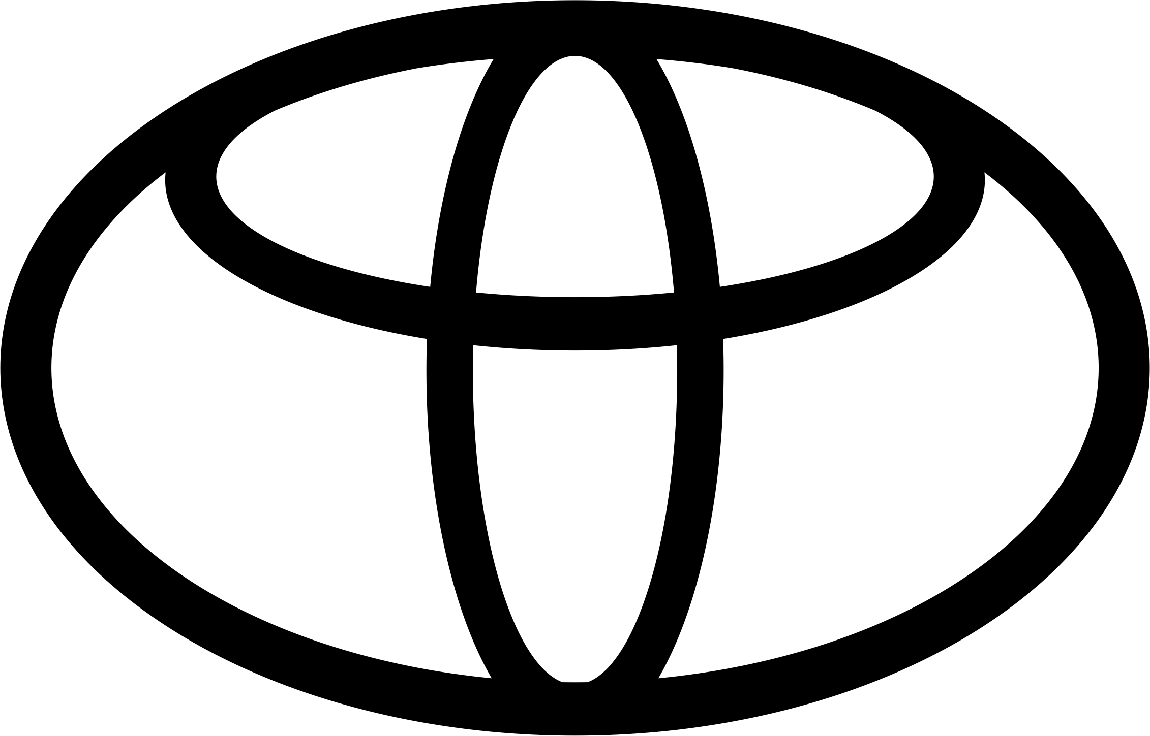 Toyota Logo Vector CDR File