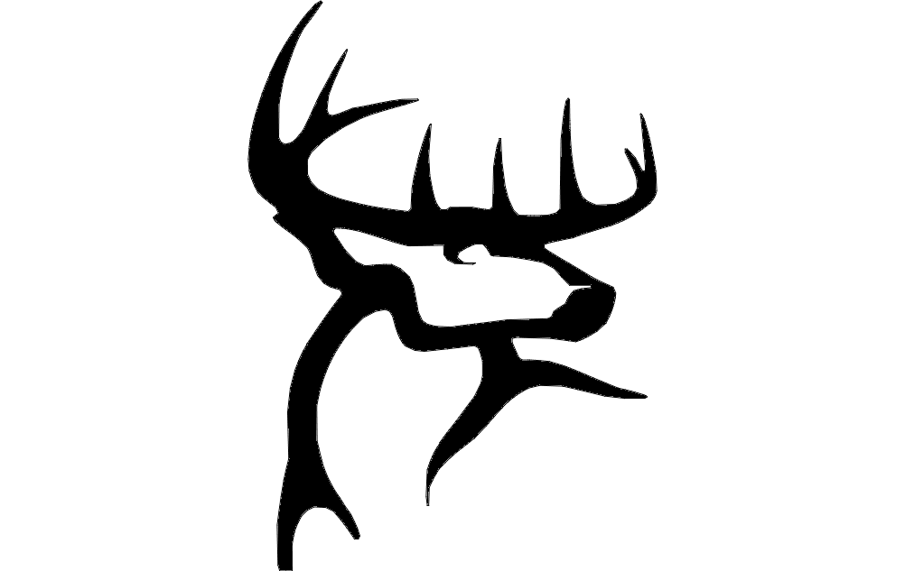 Deer Trace Dxf File Free Download 3axis Co