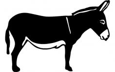 Donkey dxf File