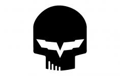 Jake Skull dxf File