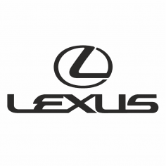 Lexus Logo Vector CDR File