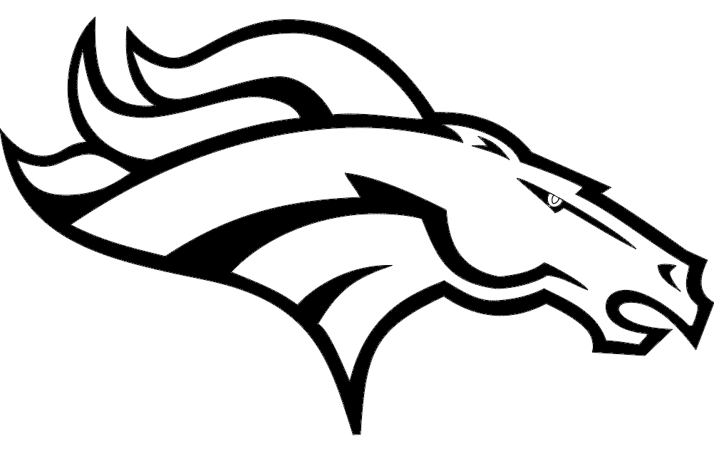 Denver Broncos Logo 1 Dxf File Free Download 3axis Co