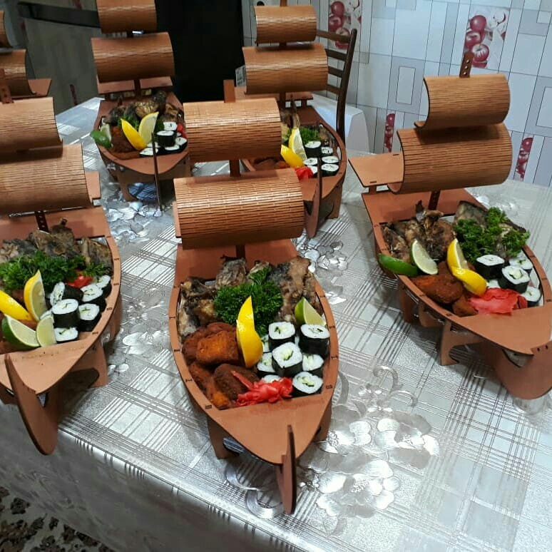 Laser Cut Sushi Boat Template Free Vector Cdr Download 3axis Co Wooden sushi boat serving tray 16 in long. laser cut sushi boat template free